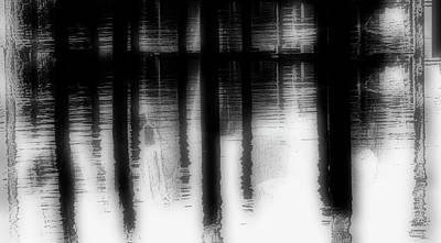 Mixed Media - Poles by Bob Pardue