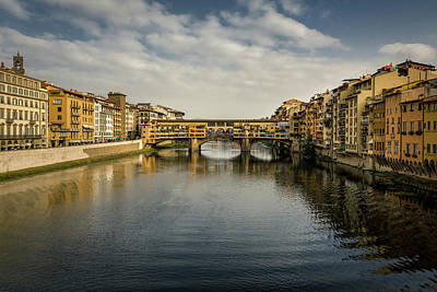 Pittsburgh According To Ron Magnes - Ponte Vecchio by Dave Bowman