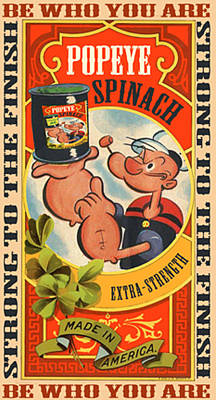 Rabbit Marcus The Great - Popeye I Am What I Am by Tony Rubino