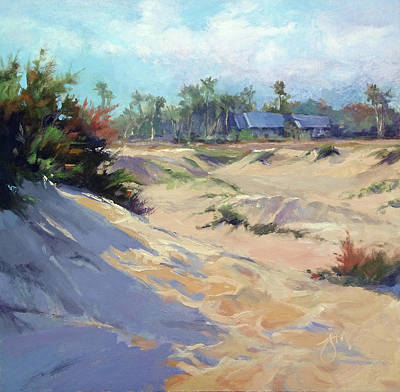 Painting - Port Hueneme Afternoon by Jeri McDonald