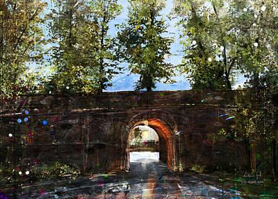 Digital Art - Porta San Jacopo by Andrea Gatti