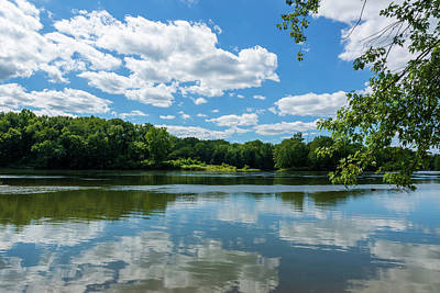 Pittsburgh According To Ron Magnes - Potomac Reflections by Liz Albro