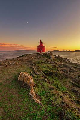 Pyrography - Punta Robaleira by Francisco Crusat