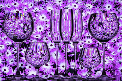 Just Desserts Rights Managed Images - Purple Riot Royalty-Free Image by Elvira Peretsman