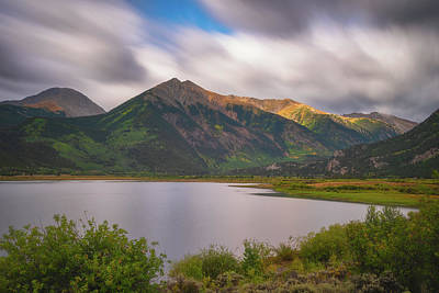 Royalty-Free and Rights-Managed Images - Quail Mountain by Darren White