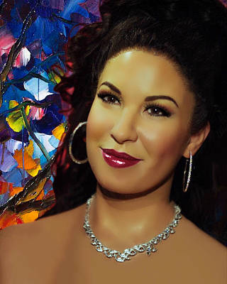 Vintage Buick - Queen of Tejano by Karen Showell