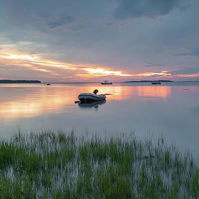 Edward Hopper - Quiet Marsh by William Bretton