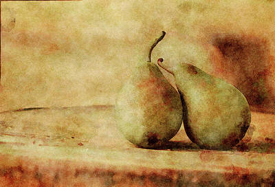 World Forgotten - Quite the Pear by Susan Maxwell Schmidt