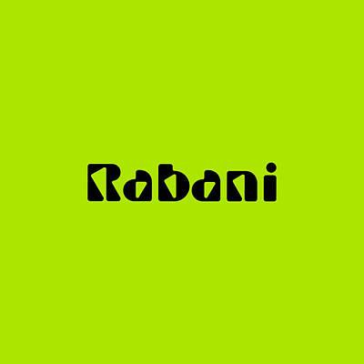 Royalty-Free and Rights-Managed Images - Rabani #Rabani by TintoDesigns