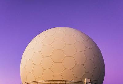 Royalty-Free and Rights-Managed Images - Radar station in Pico do Arieiro, Madeira, PT- white ball under blue sky during daytime - Pico do Arieiro, Portugal by Julien