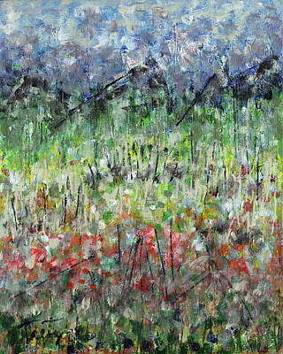 Painting - Rain Or Shine by Lynne Taetzsch