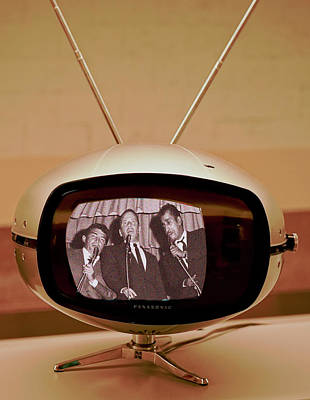 Lucille Ball - Rat Pack Retro TV by Matthew Bamberg