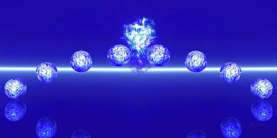 Digital Art - Reaching Consensus by Mike Braun