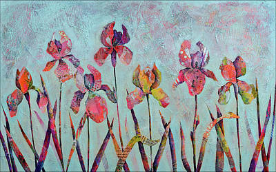 Painting - Reaching For The Sun by Shadia Derbyshire