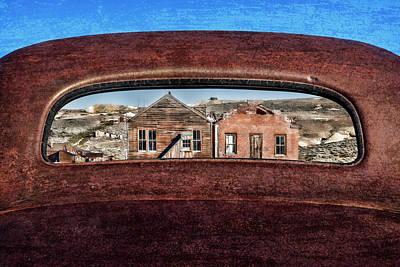 Keith Richards - Rear Window Faded Glory by Kelley King