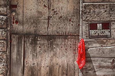 Pasta Al Dente - Red Bandana by Jim Love