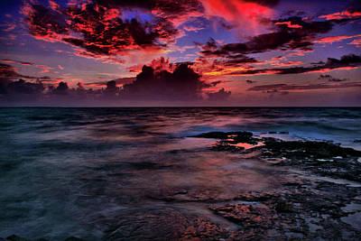 Photograph - Red Mists by Montez Kerr