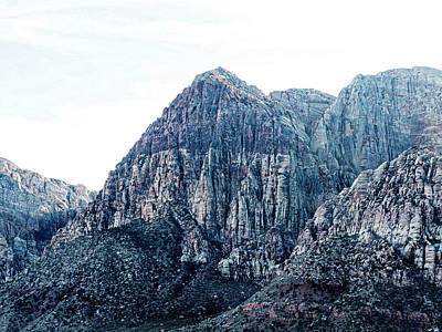 Featured Tapestry Designs - Red Rock Canyon 16 by Rebecca Dru