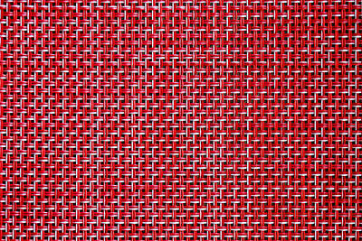 Royalty-Free and Rights-Managed Images - Red weave seamless texture of bamboo wicker rattan basket pattern background. Rough wooden wicker texture, red weave texture detail. Square vintage weave textile texture. Wicker fabric basket pattern by Julien