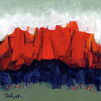 Painting - Redlands by Lynne Taetzsch