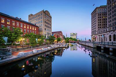 Keith Richards - Reflecting Providence by Jon Bilous