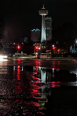 Photograph - Reflection by Chris DeLaat