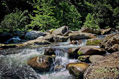 Photograph - Refreshing Water by Allen Nice-Webb