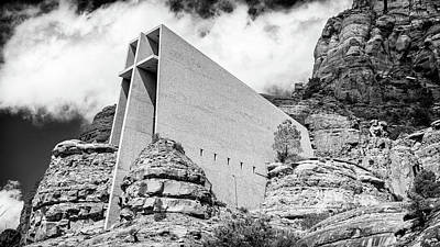 The Rolling Stones - Refuge - Chapel of the Holy Cross #3 by Stephen Stookey
