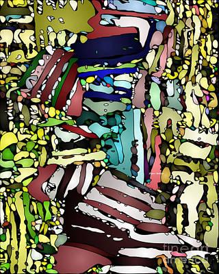 Animal Watercolors Juan Bosco - Reggae by Rafael Salazar