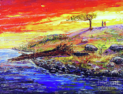 Painting - Renewed Love by Arthur Robins