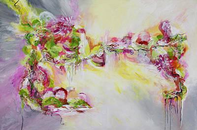 Painting - Restored by Claudia Klann