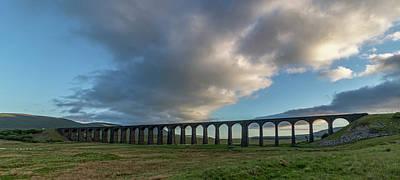 David Bowie - Ribblehead Railway Viaduct by Paul Madden