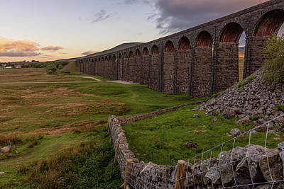 David Bowie - Ribblehead Viaduct - Carnforth by Paul Madden