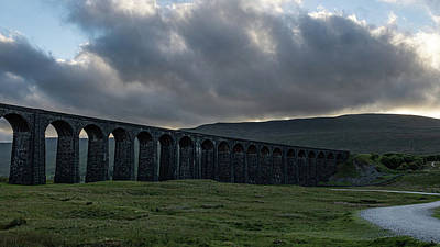 David Bowie - Ribblehead Viaduct by Paul Madden