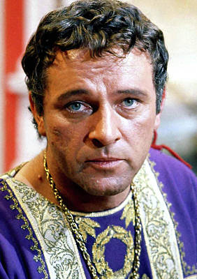Sheep - Richard Burton in Cleopatra by Stars on Art