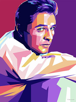 Royalty-Free and Rights-Managed Images - Richard Burton by Stars on Art