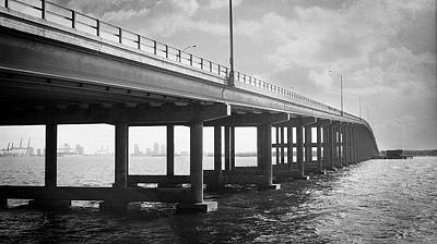 Pasta Al Dente - Rickenbacker Causeway, Miami by Rudy Umans