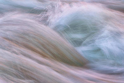 Royalty-Free and Rights-Managed Images - River Rush by Darren White