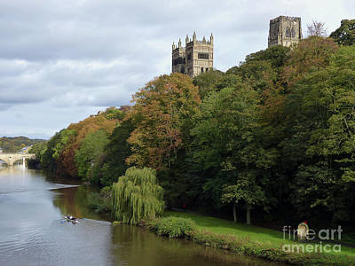 Modern Sophistication Beaches And Waves - Riverside at Durham by Phil Banks