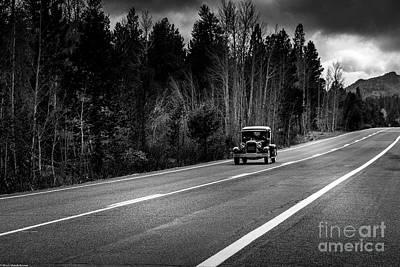 Sean - Road Trip by Mitch Shindelbower