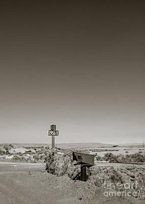 Claude Monet - Road Trip - Utah 070 by Alesia Kaye Stein