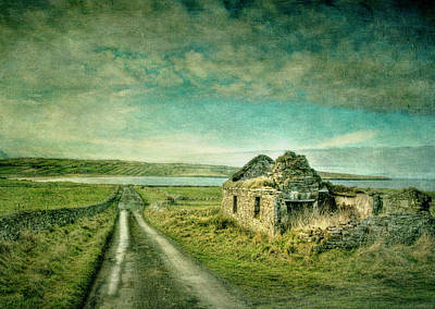Royalty-Free and Rights-Managed Images - Robinsons Cottage by Marion Galt