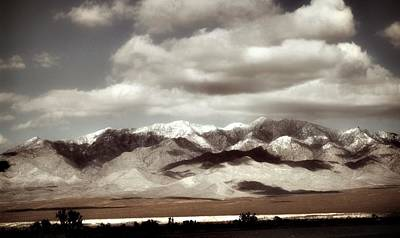 Photograph - Rocky Mountains California by Bob Pardue