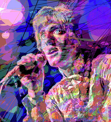 Parks - Roger Daltrey The Who by David Lloyd Glover