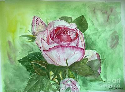Painting - Rose by Gita Vasa