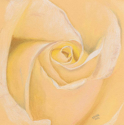 Lego Art - Rose in Pastel by Taphath Foose