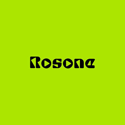 Royalty-Free and Rights-Managed Images - Rosone #Rosone by TintoDesigns