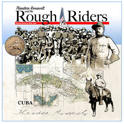 Animals Royalty-Free and Rights-Managed Images - Rough Riders by Greg Joens