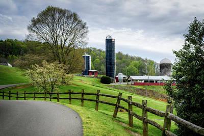 Movie Tees - Rural Skyline by Jim Love