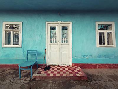 Kim Fearheiley Photography - Rustic house facade by PsychoShadow ART